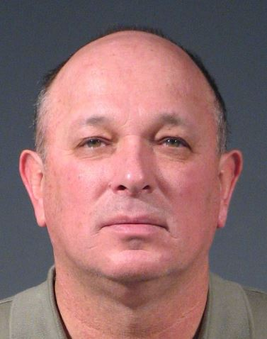 James Lucero 2008 booking photo, courtesy San Jose Police Department.